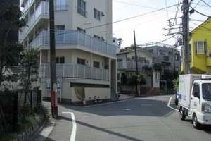 渋谷コーポの外観