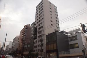 オープンレジデンシア南青山骨董通りの外観