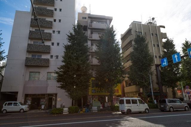 メゾーネ東高円寺の外観