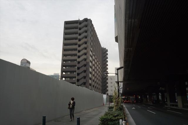 ベイサイドステージ東京の外観
