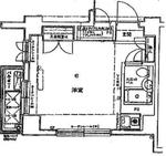 マートルコート駒沢大学の間取り
