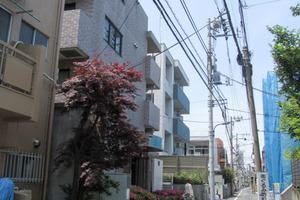 パークウェル西新宿の外観