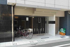 スカイコート東京スカイツリーのエントランス