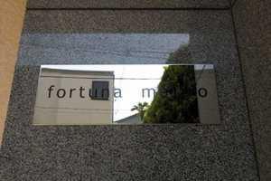フォルトゥナ目白の看板