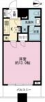 コンシェリア西新宿タワーズウエストの間取り