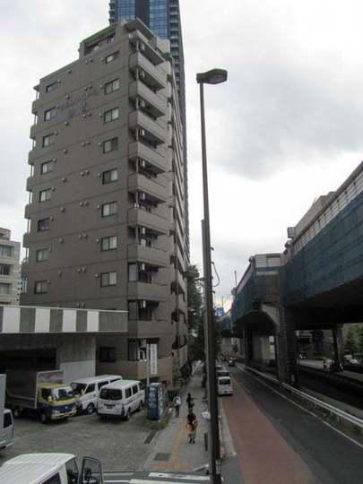 グランドガーラ渋谷の外観
