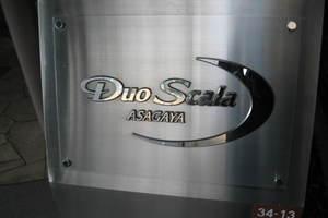 デュオスカーラ阿佐ヶ谷の看板