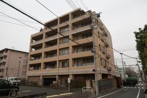 ディアクオーレ桜新町オーセントフォルムの外観