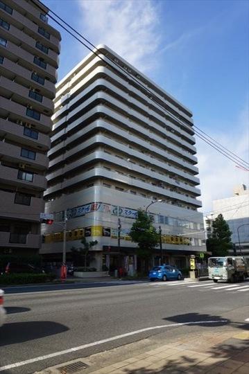 ベルハウス横浜反町の外観