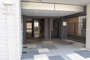 セジョリ早稲田のエントランス