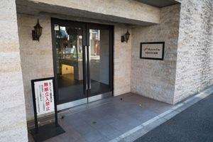 フェニックス新高円寺伍番館のエントランス