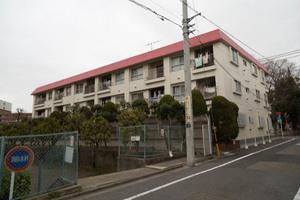 桜新町ヒミコマンションの外観