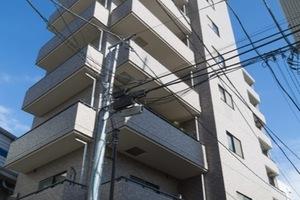ガラシティ駒沢大学の外観