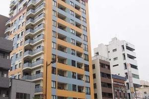 アルシオン浅草国際通りの外観
