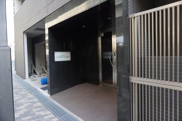 リヴシティ横濱インサイトのエントランス