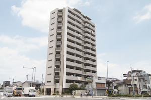 コスモ平井パークサイドアベニューの外観