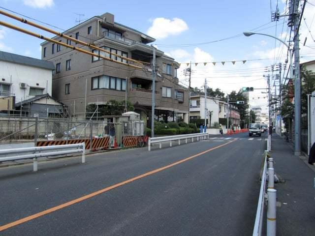 グランフォルム駒沢公園の外観
