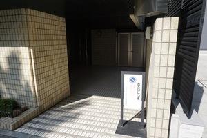 グランドメゾン赤坂(港区)のエントランス