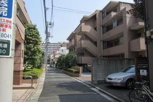 高田馬場パークハウス2番館の外観