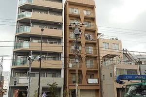 サニーハイツ錦糸町の外観