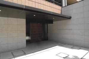 パークコート渋谷大山町ザプラネ悠邸のエントランス