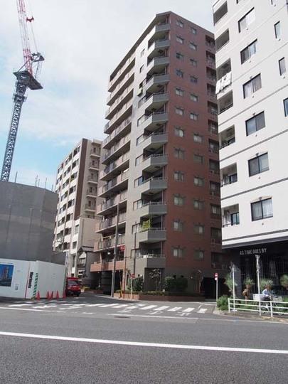 エクセレント東日本橋リバーサイドの外観