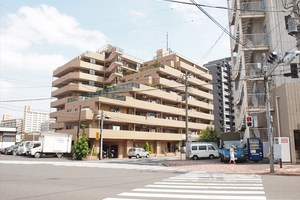 セレナハイムペア浜園東京ベイフロントの外観