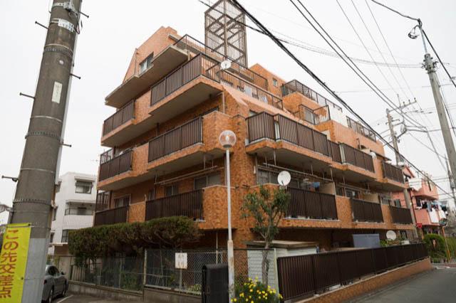 駒沢オリンピックマンションG7の外観
