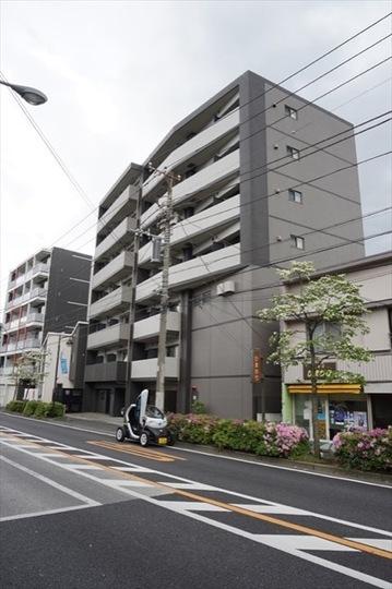フェニックス横濱井土ケ谷の外観