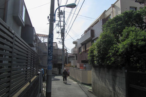 モナーク北新宿の外観