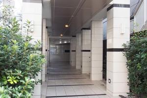 エピック東日本橋レジデンスのエントランス