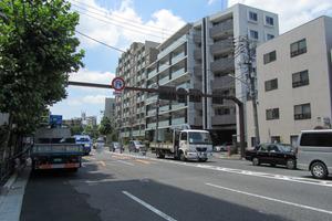 ライフピア新宿中落合の外観