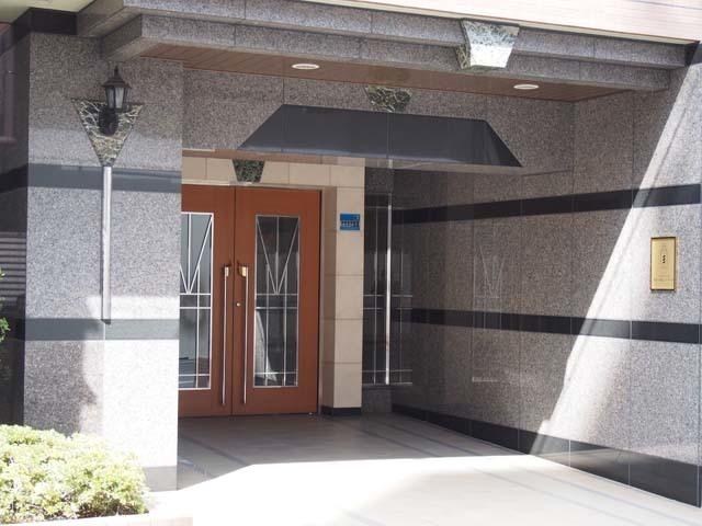 エクセレント東日本橋リバーサイドのエントランス