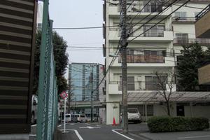 渋谷マンションウェルスの外観