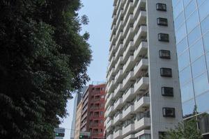 ビューシティ新宿御苑の外観