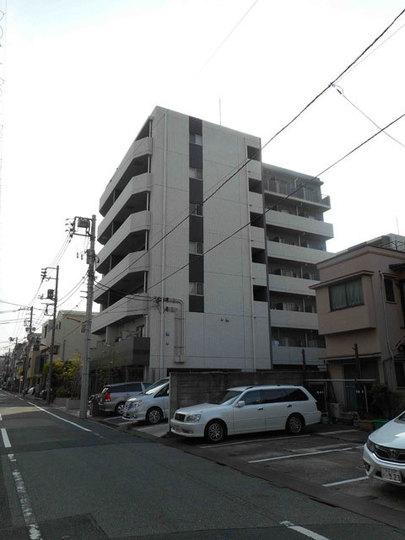 アイル東京スカイツリー弐番館の外観