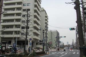 渋谷ホームズの外観