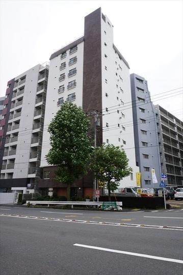 横浜高島タウンハイツの外観