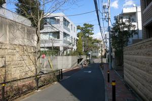 松濤パークマンションの外観