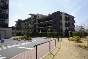 ブリリアシティ横浜磯子(A〜H棟)の外観