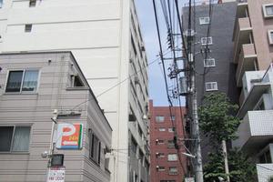柏木住宅(高澤ビル)の外観