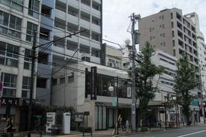 目白大和田マンションの外観