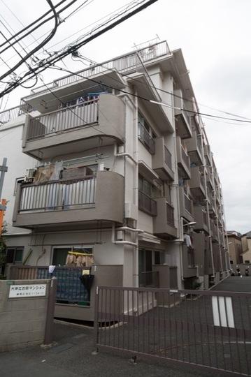 大洋江古田マンション(練馬区)