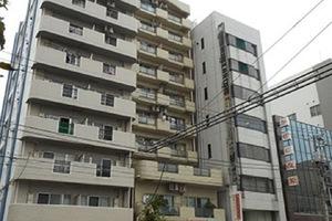 グリーンキャピタル錦糸町の外観