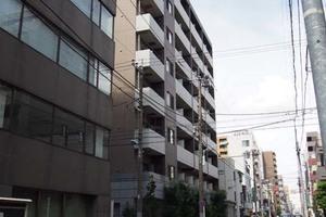 コンシェリア東京ベイサイドコートの外観