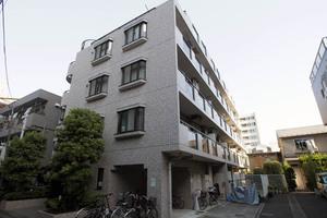 マンション文京小桜橋の外観