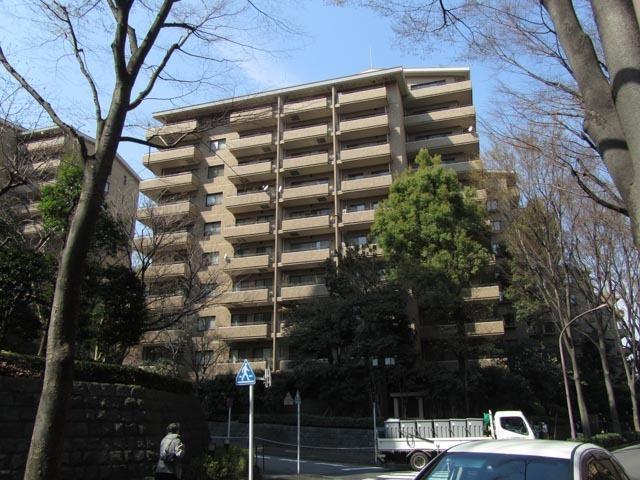 広尾ガーデンヒルズノースヒル(L〜O棟)