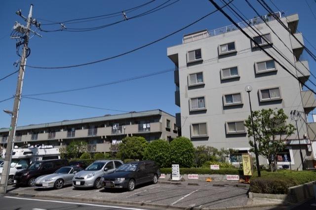 石神井公園ヒミコマンションの外観