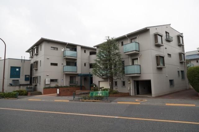 浜田山タウンホームの外観