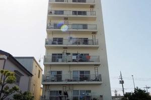 ルミネ竹ノ塚の外観